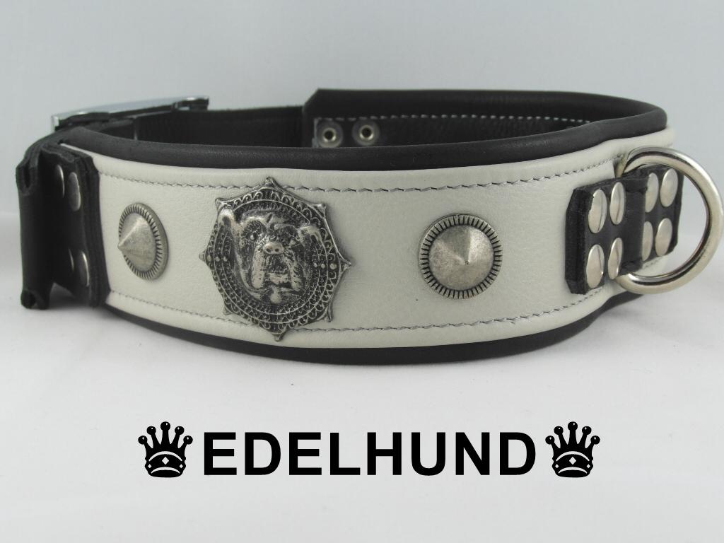 Hundehalsband aus Leder