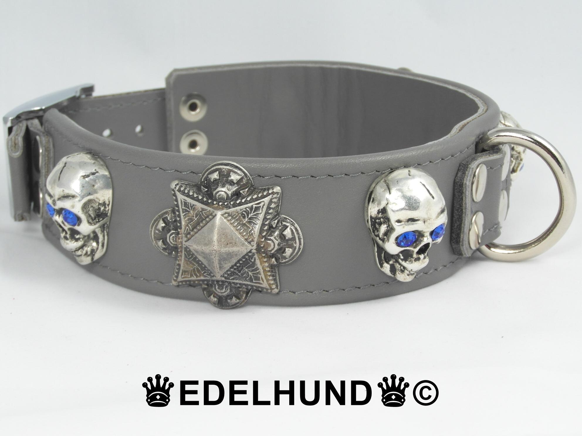 Exklusives Hundehalsband aus Leder