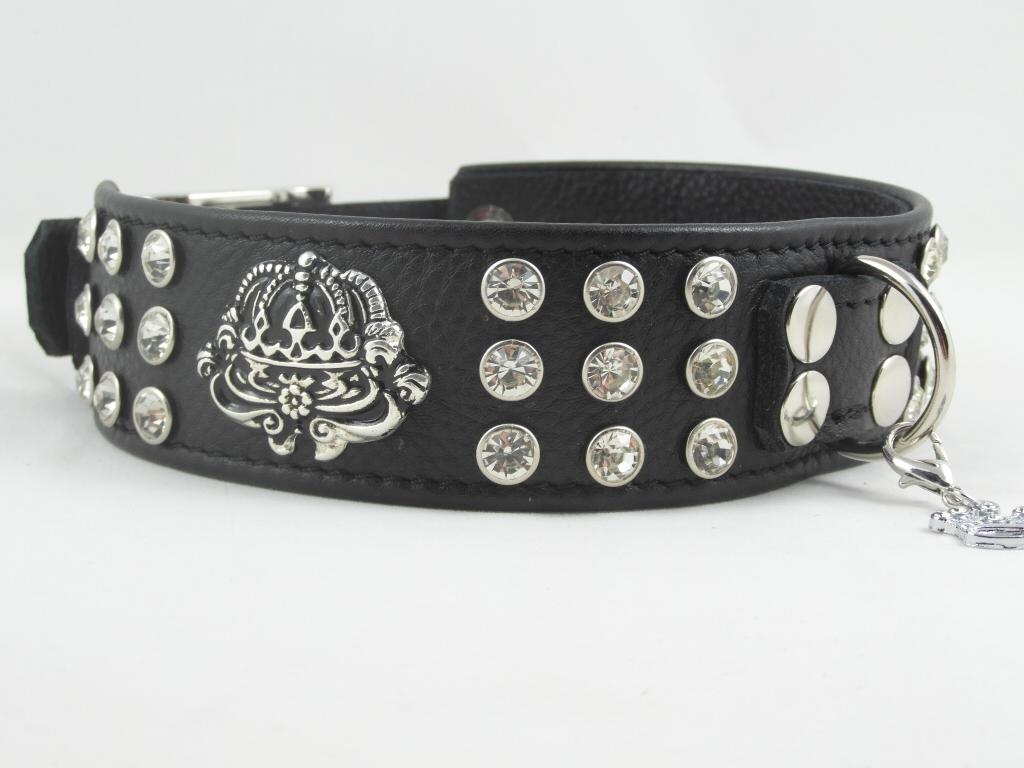 Luxus Strasshalsband